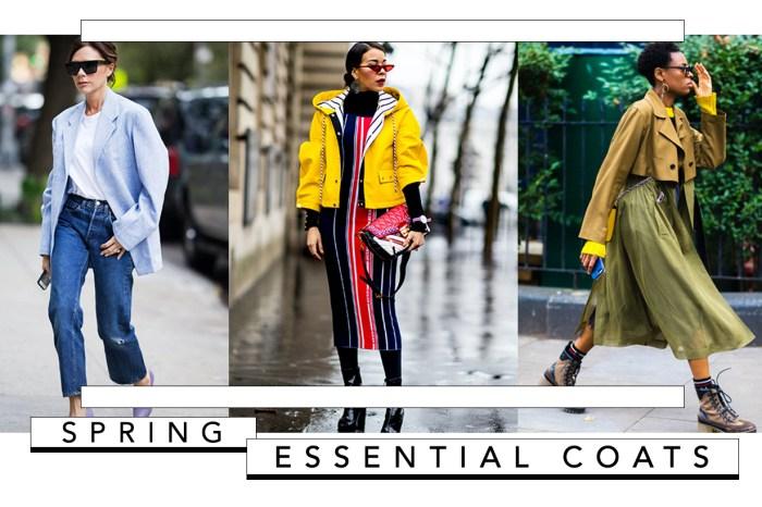 5 款外套抵擋乍暖還寒的春季,你都準備好了嗎?