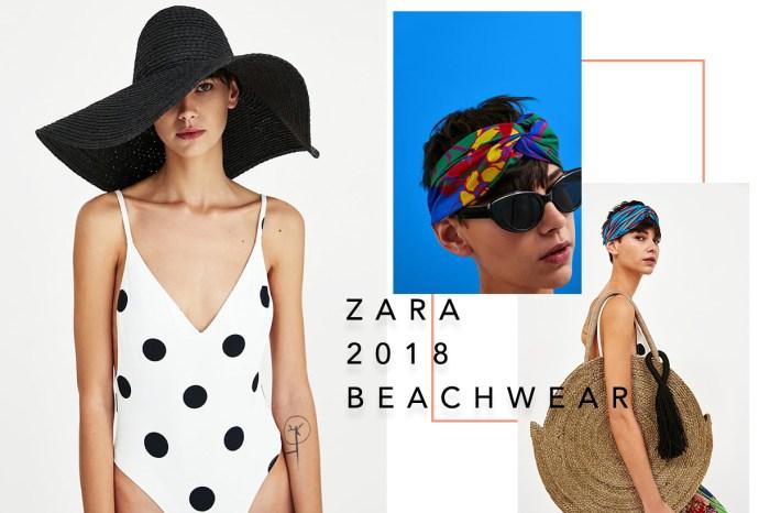 Zara 最新泳裝系列美得不像話,看罷你只想統統買回家!