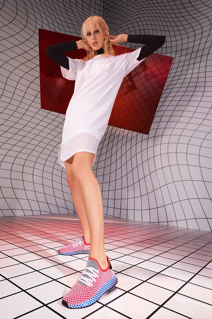 adidas Originals 全新 Deerupt 系列顛覆你對網紋的想像