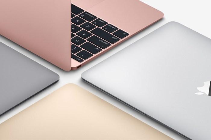 Apple 或將推出入門級 MacBook,低成本但同樣具備 Retina 屏幕!