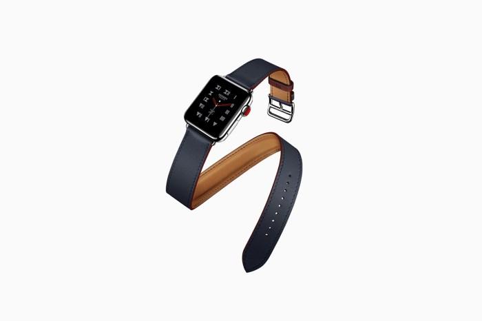 馬上看看 2018 春夏,你可以為你的 Apple Watch 換上什麼「新衣」