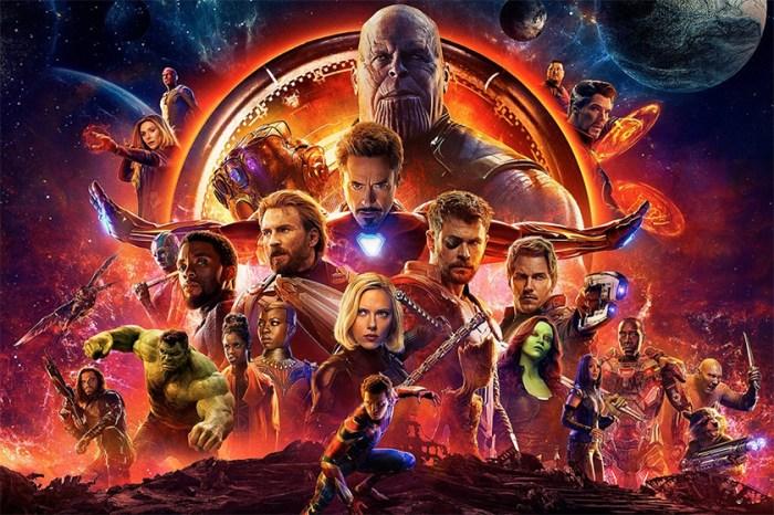 《復仇者聯盟 3》海報出現嚴重錯誤,你能看得哪個英雄有問題嗎?