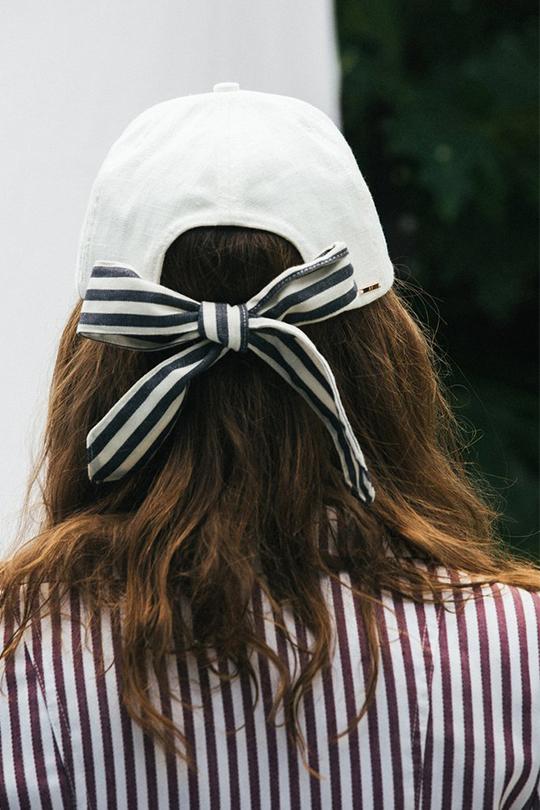 小眾品牌 Avenue The Label 蝴蝶結 cap 帽