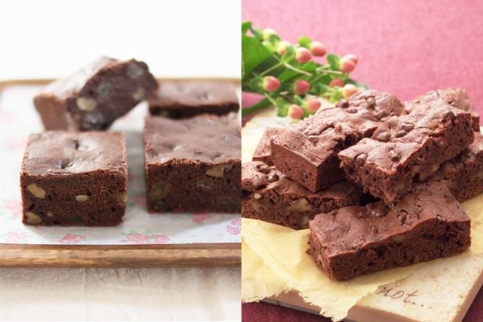 #週末廚房:濃濃朱古力香味!1 分鐘掌握 Chocolate Brownie 製作方法!