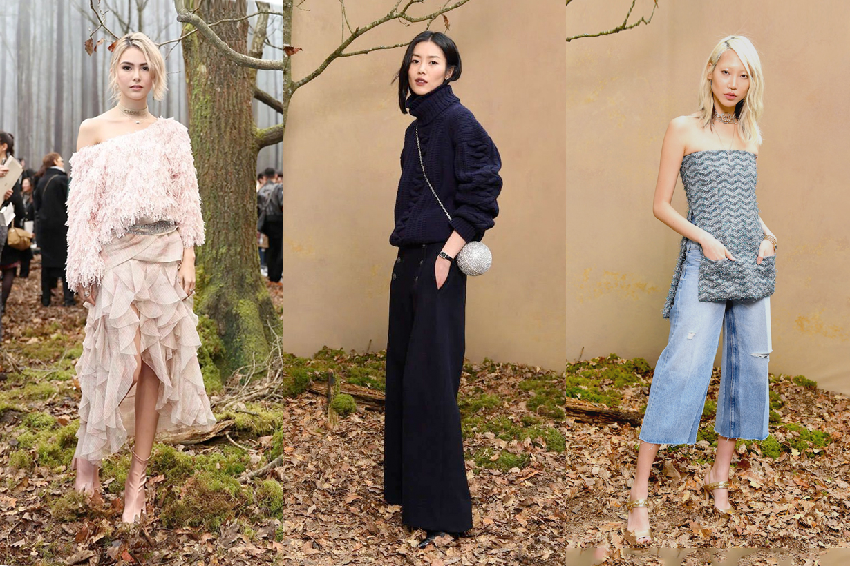 Chanel 再度讓巴黎大皇宮閃耀 一次收齊現場 7 位女星的小香風格穿搭
