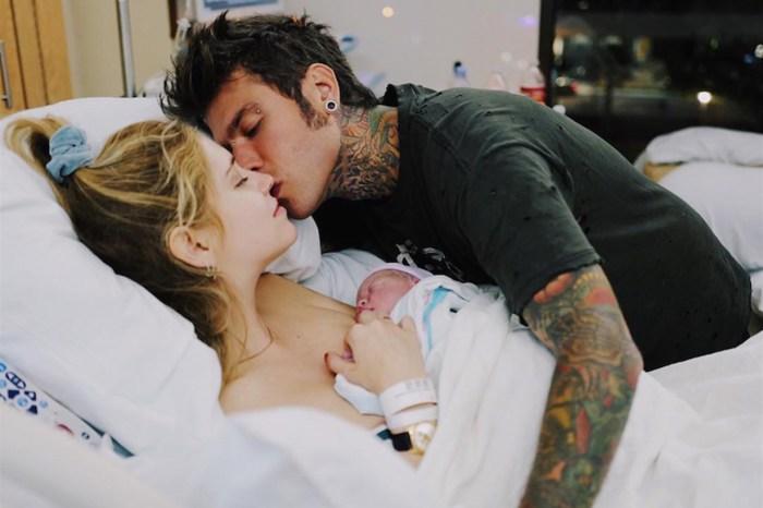 時尚博主 Chiara Ferragni 的寶寶出生了,成為一家人的首張合照好溫馨!