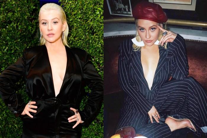 Christina Aguilera 以素顏拍攝雜誌封面,網民大嘆認不出來卻表示這個她「很美」!