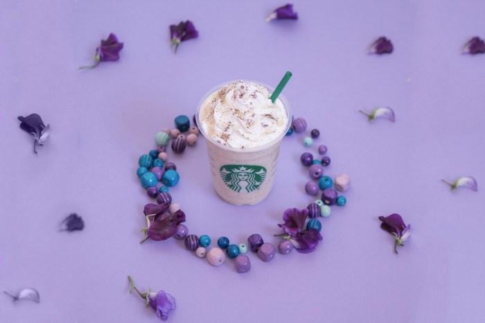 日本 Starbucks 推出客製化「伯爵茶星冰樂」,3 倍茶葉的暗黑版本你一定要試!