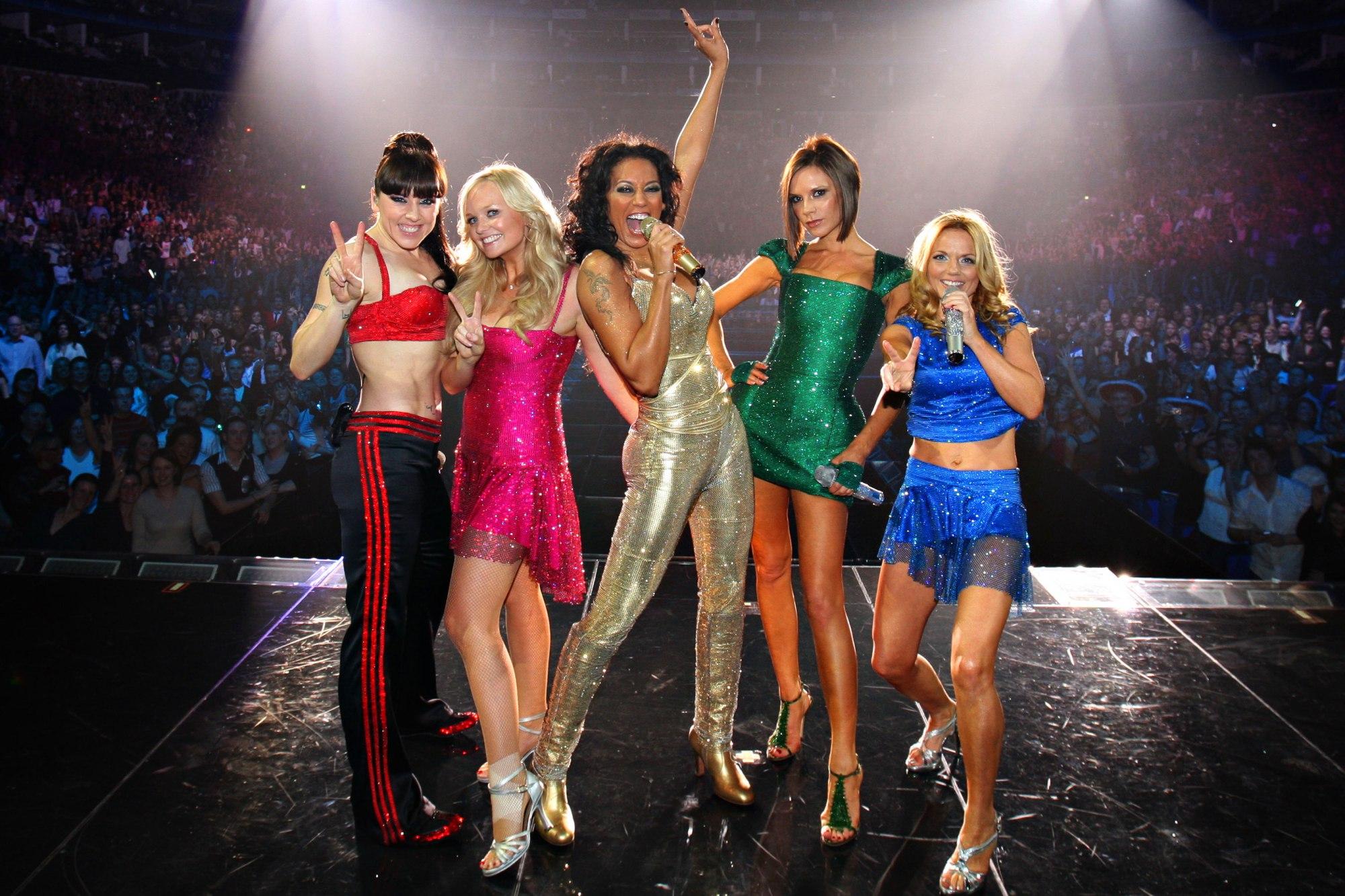 好消息 Spice Girls 合體開唱是真的 不過可能會少一位成員