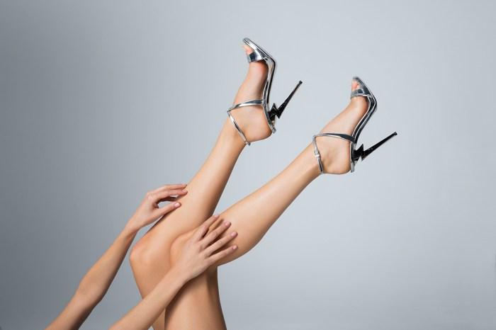 Giuseppe Zanotti 的高跟鞋絕對會寵壞你的雙腿!