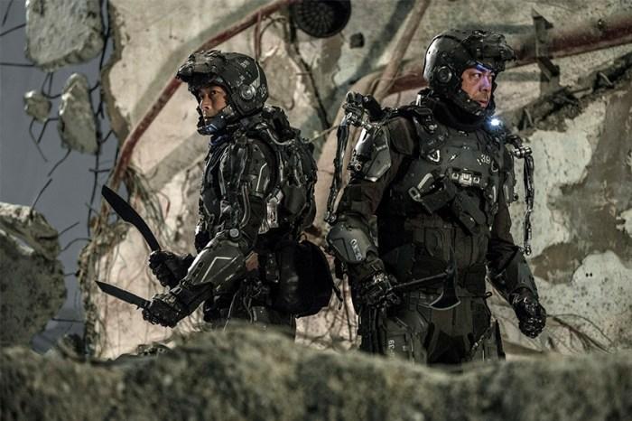 媲美荷里活!香港自家出品科幻電影《明日戰記》找來古天樂、劉青雲主演