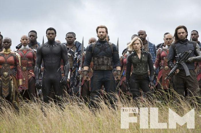 《Avengers: Infinity War》最新劇照曝光!透露了更多劇情線索…