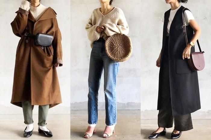日系穿搭靈感:Follow 這個日本女生,保證讓你每天也能穿出實用又好看的造型!