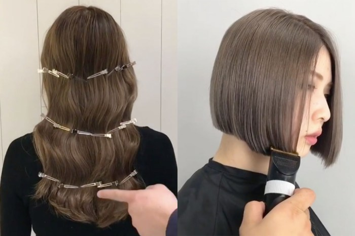羨慕日本女生的空氣感髮型?參考這位髮型師的俐落技術,你也可以學會一招兩式!
