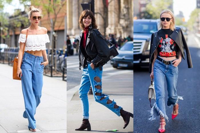 牛仔褲就是要從細節穿起!3 個準則讓你的 2018 變得更時尚