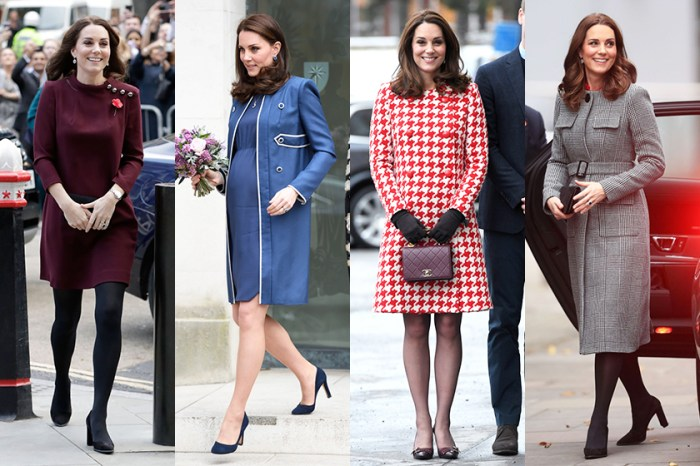 凱特皇妃 30+孕婦穿搭:皇妃親自示範,如何成為最優雅媽媽?