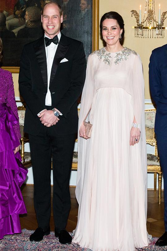 凱特皇妃 30+孕婦穿搭