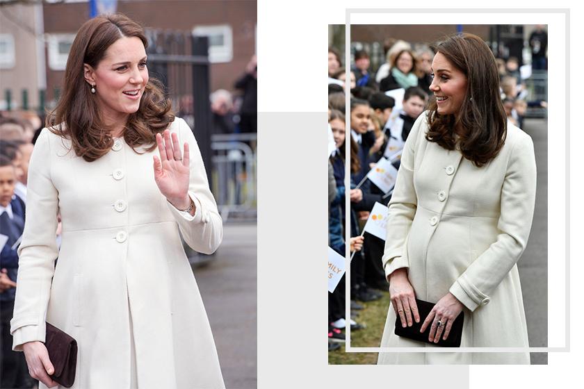 凱特皇妃被錯誤報導手指長度一樣