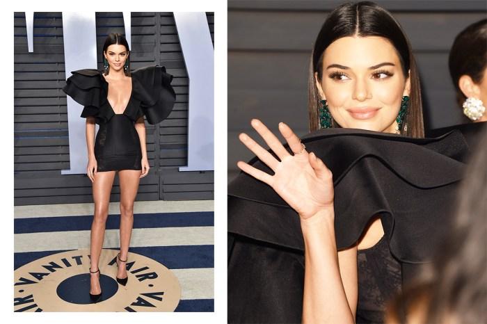 明豔照人背後-Kendall Jenner 出席奧斯卡派對前席,原來跑了一趟醫院⋯⋯