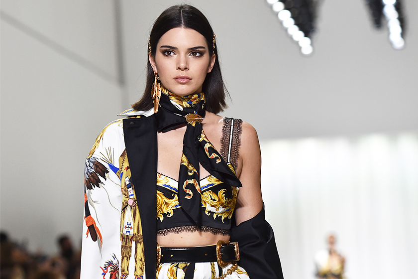 Kendall jenner fashion week absent