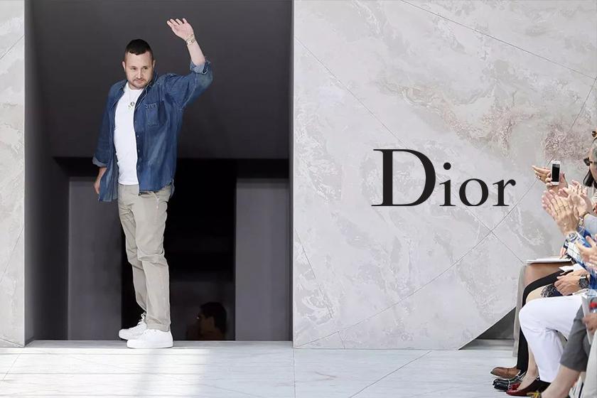 盛傳 Louis Vuitton 前創意總監 Kim Jones 或取代 Maria Grazia Chiuri 與  kris van assche 成為 Dior 新任掌舵人