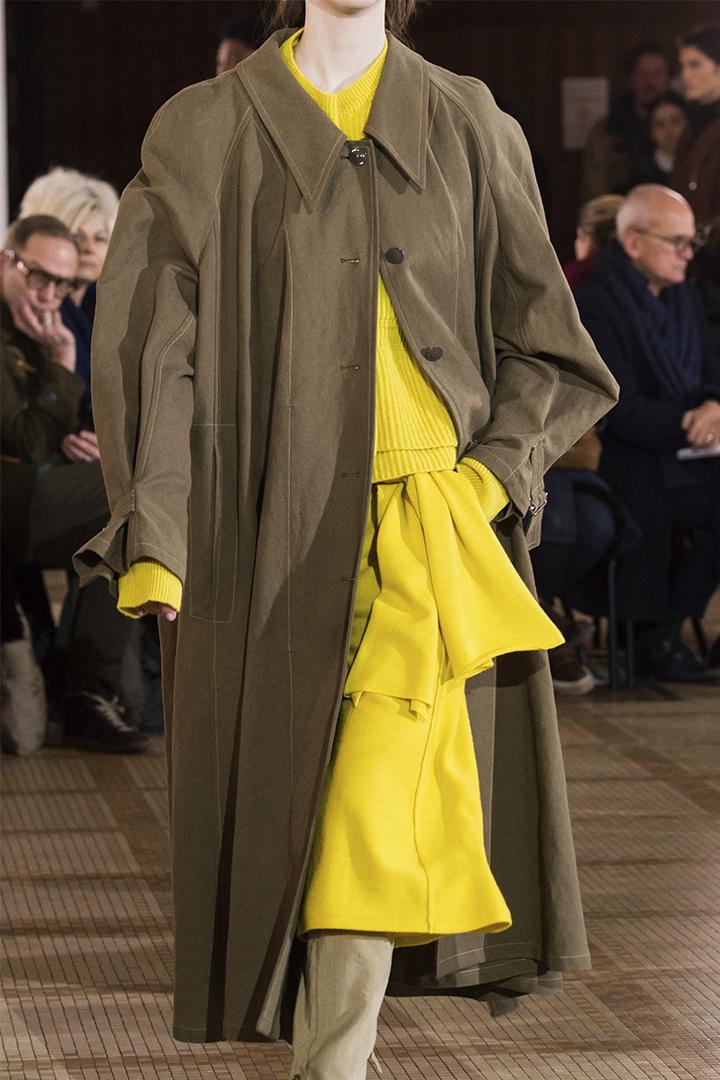 Lemaire 於巴黎時裝周發佈 2018 秋冬系列