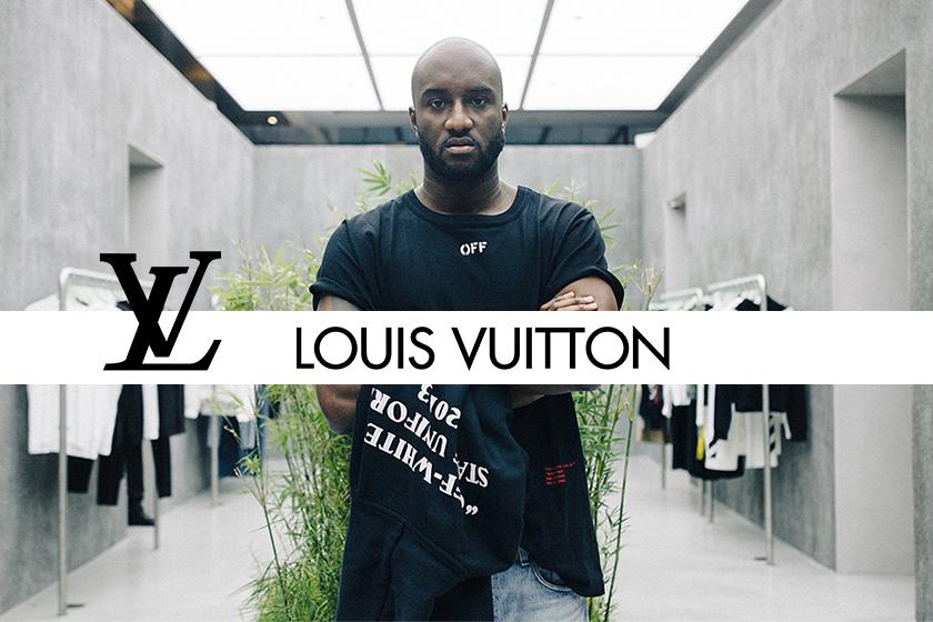 Louis Vuitton 任命潮牌 Off-White 主理人 Virgil Abloh 為男裝創意總監