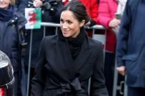 最反叛的準皇妃?Meghan Markle 不論是穿搭還是髮型全都破壞了皇室規矩…