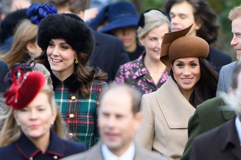 身體語言專家替你分析 Meghan Markle 和凱特皇妃的關係