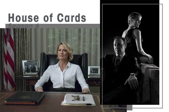 最後一季《House of Cards》預告登場,因性侵醜聞被刪走戲份的 Kevin Spacey 是如何在劇中消失?