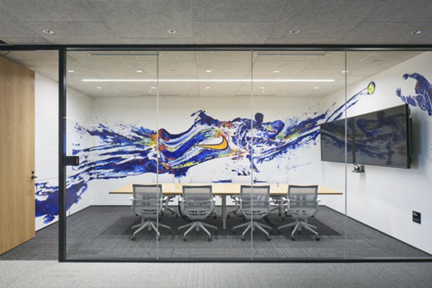 日本 Nike 新總部也變得更大更美