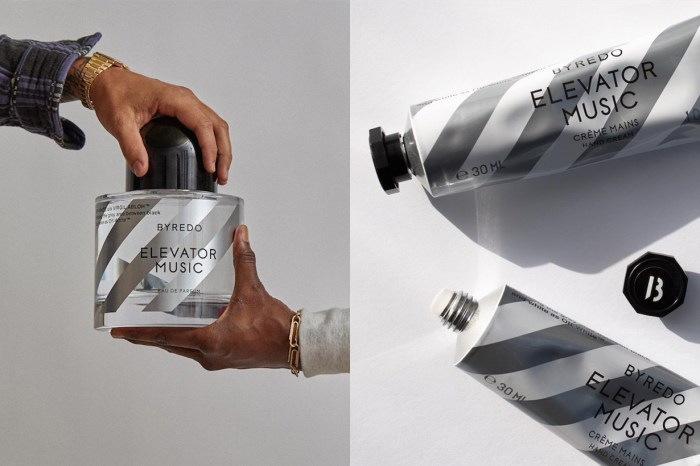 Byredo x Off-White 跨界合作,除了一系列香氛… 竟然還有多款手袋!