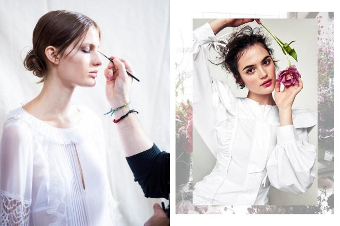 這個女生只用胭脂棒就可化出完美妝容,更因此換來近百萬的點擊率!