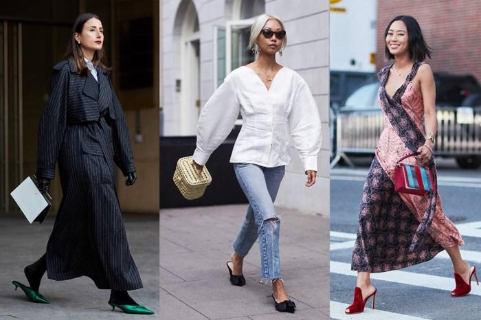 看完時尚達人的街拍照,你就會發現今季的火熱鞋款仍然是它!