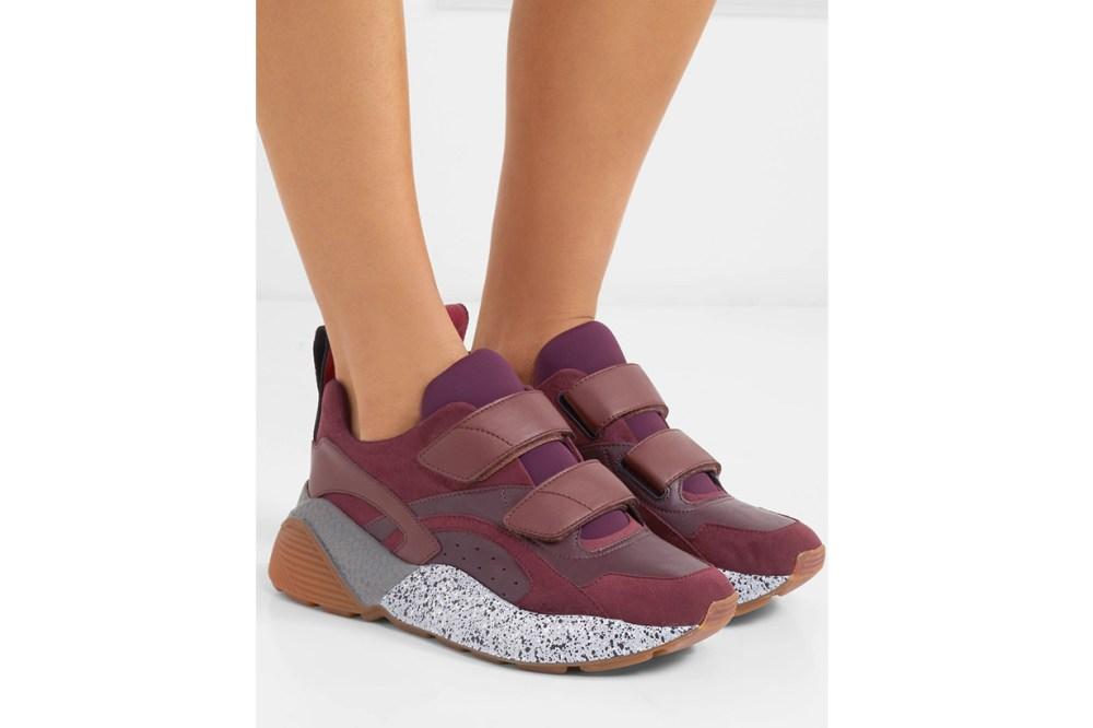 2018 年鞋履新貴厚底休閒鞋 Platform Sneakers