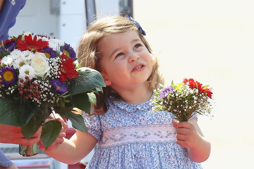 夏洛特小公主的興趣是跳舞