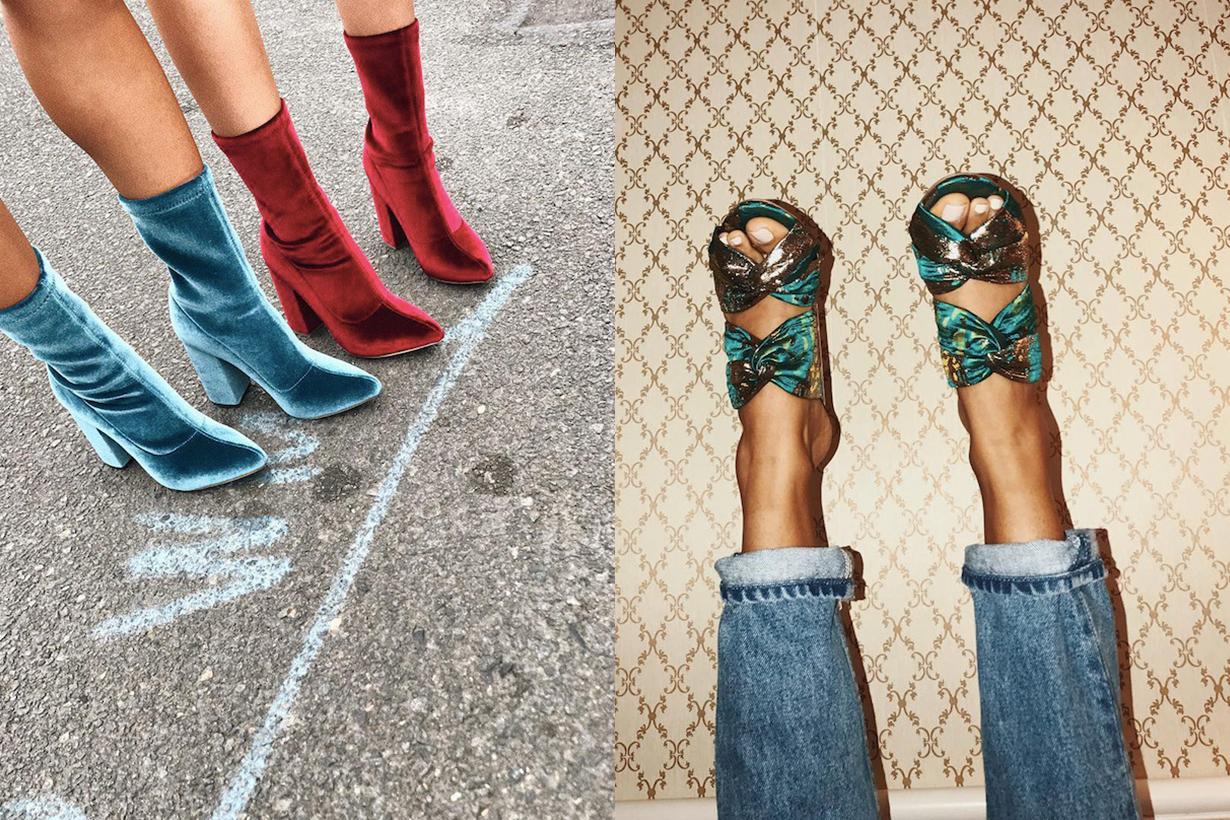是什麼鞋子品牌引起女生的 IG 打卡熱 不用拍廣告 美照已經看不完了