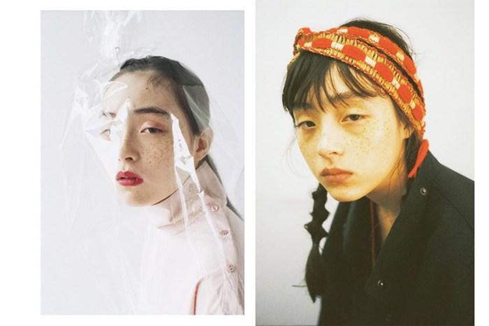 漂亮臉蛋不再是王道!這位日本年輕女生憑天生厭世臉,成為當紅模特兒