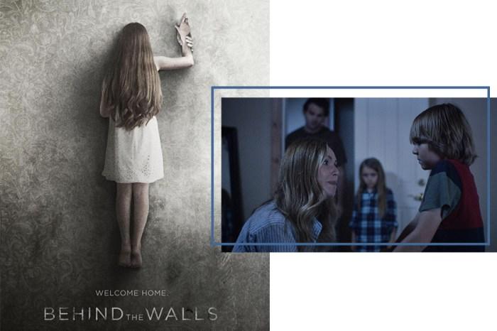 比一般鬼片來得更新鮮,《Behind the Walls》講述的是受虐母親所承受的親密恐懼…
