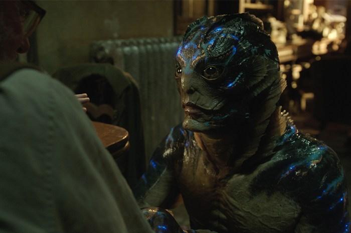 著名卻從沒被認出的演員,《The Shape of Water》中的「魚人」男主角你認識嗎?