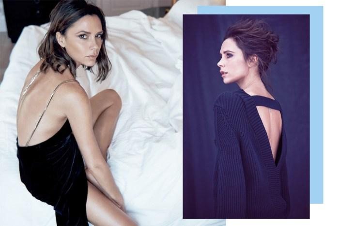 緊隨著丈夫腳步,Victoria Beckham 宣布將要推出自家護膚品品牌!