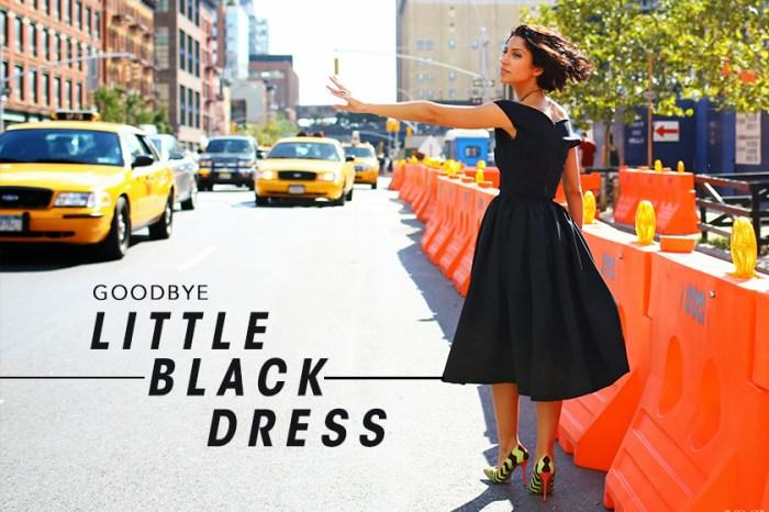 驚人發現!研究指出 Little Black Dress 的經典地位竟然被這件單品取代了!