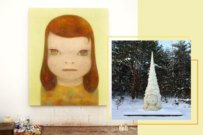 不用跑到日本!奈良美智即將來港舉行個人展覽「Ceramic Works and…」