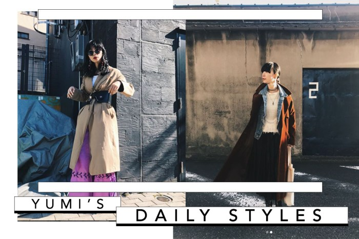 春裝色塊搭配學:一起向這位日本時尚髮型師學習簡單 Layering 技巧