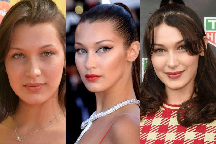 從 Baby face 到冷豔超模,觀看 Bella Hadid 自 2014 年以來外貌的驚人蛻變!