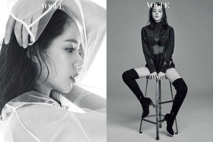 生完小孩更美了?韓佳人登上《Vogue》拍攝時髦寫真,這身材依然讓人驚呼!