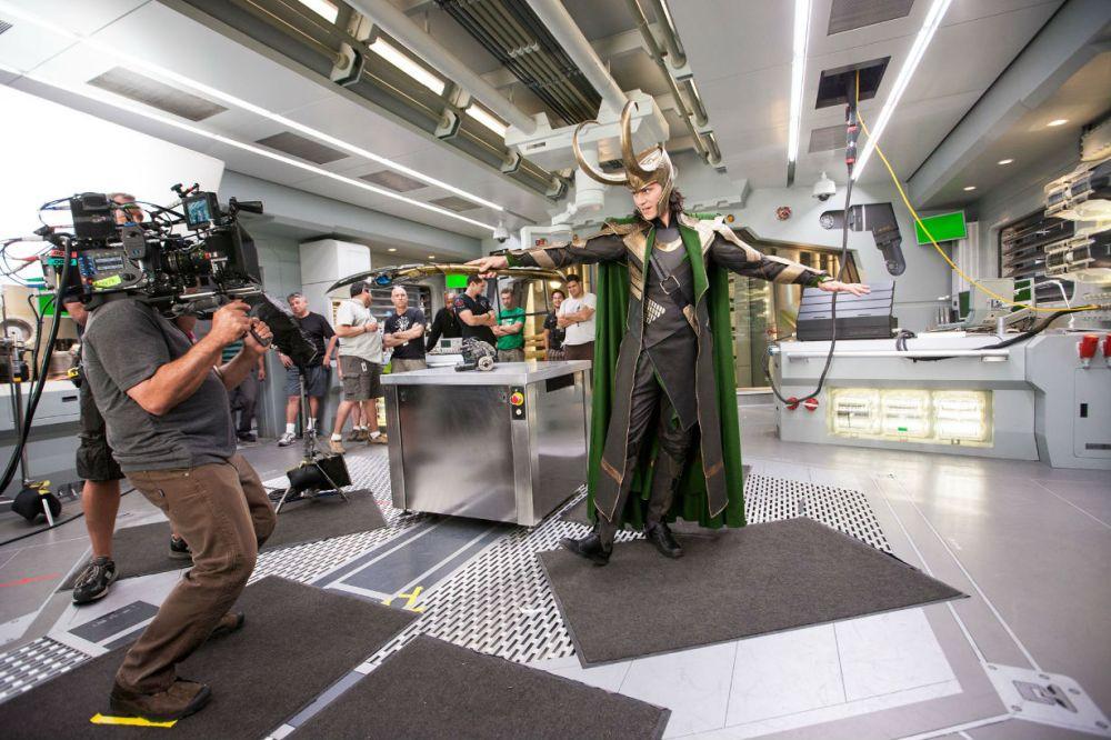 Marvel 10 週年 鋼鐵人 美國隊長 緋紅女巫 齊聚錄影片謝粉絲 從未曝光畫面大公開 Iron Man Robert Downey Jr. Captain America Chris Evans