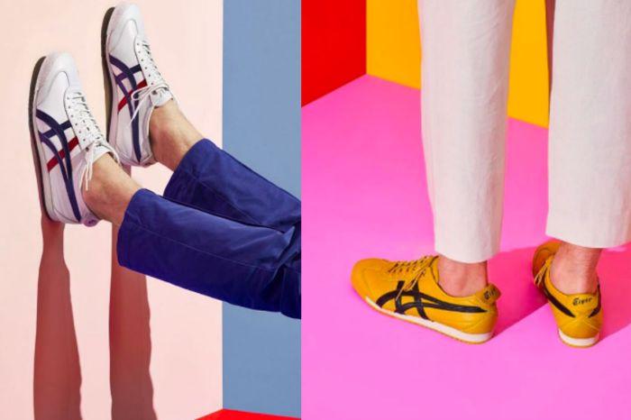 誰說 Dad Shoes 只能又厚又重?Onitsuka Tiger 新款復古波鞋讓你也能輕盈自在!
