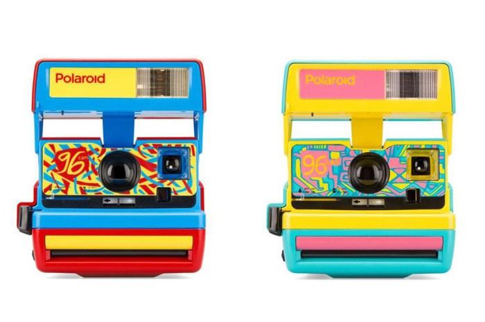 濃濃的復古情懷!Polaroid 新推出 96 Cam 帶你回到美好的 90 年代!