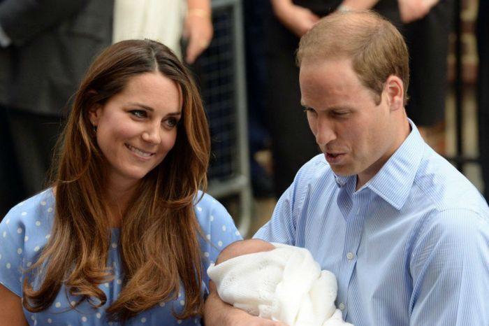 關於 Kate Middleton 肚裡寶寶的性別…威廉王子不小心說溜嘴了!